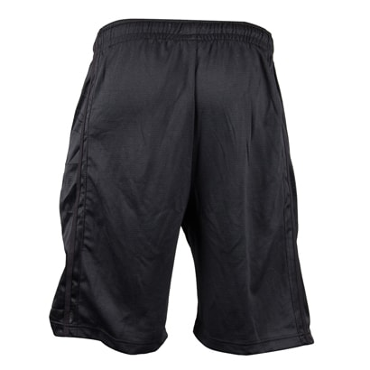 Gorilla Wear Oversized Athlete Shorts, black