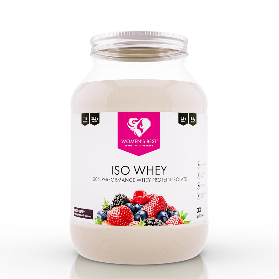 Womens Best Iso Whey Protein 1000g