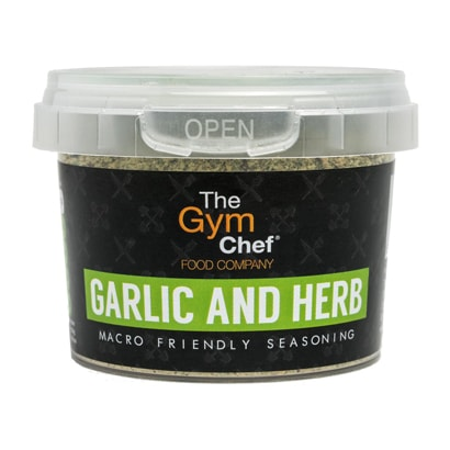 The Gym Chef Seasoning