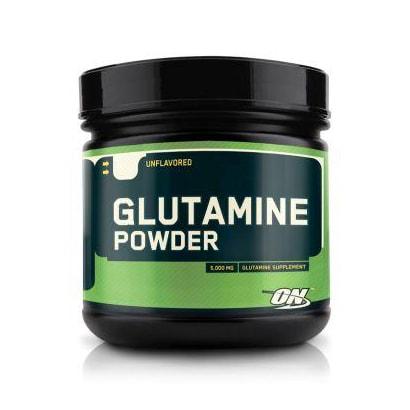 Optimum Nutrition Glutamine Powder, 600 G