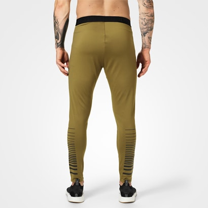 Better Bodies Brooklyn Gym Pants Military Green