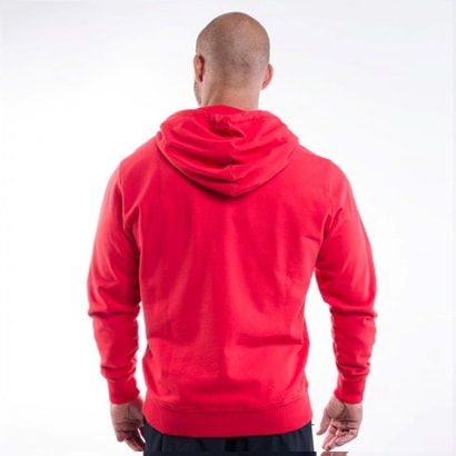 Better Bodies Gym Hoodie Bright Red