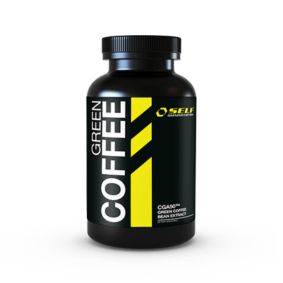 Self Omninutrition Green Coffee Extract, 120 Caps