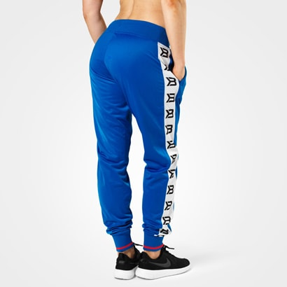 Better Bodies Trinity Track Pants Strong Blue