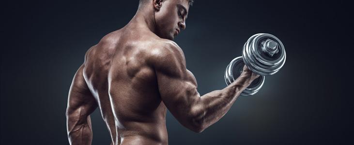 Bygg muskler snabbt med kosttillskott